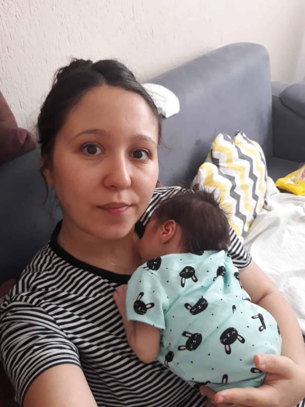yenidoğan bebek